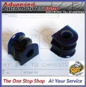 SuperPro Subaru Impreza 20mm Front Anti Roll Bar To Chassis Bush Blob Eye 02-04